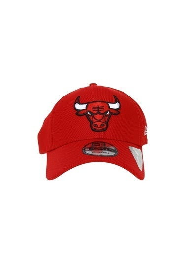New Era New Era Erkek Kırmızı Şapka Kırmızı